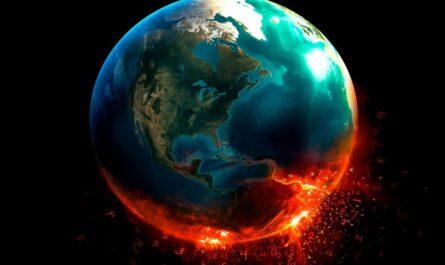 Над Арктикой появилась огромная озоновая дыра