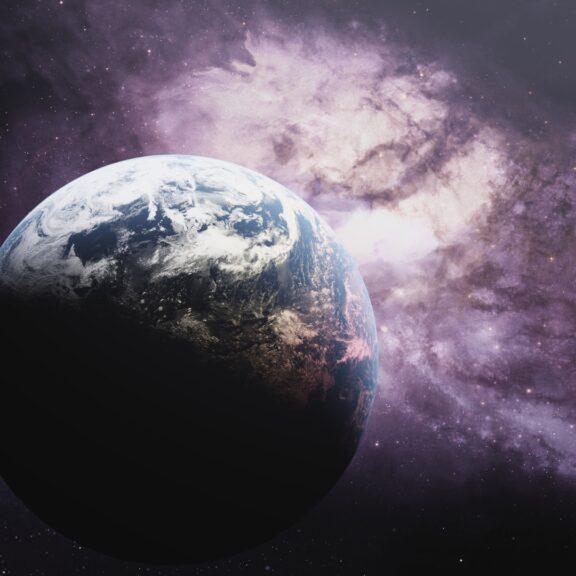 Космическая пыль меняет климат на Земле