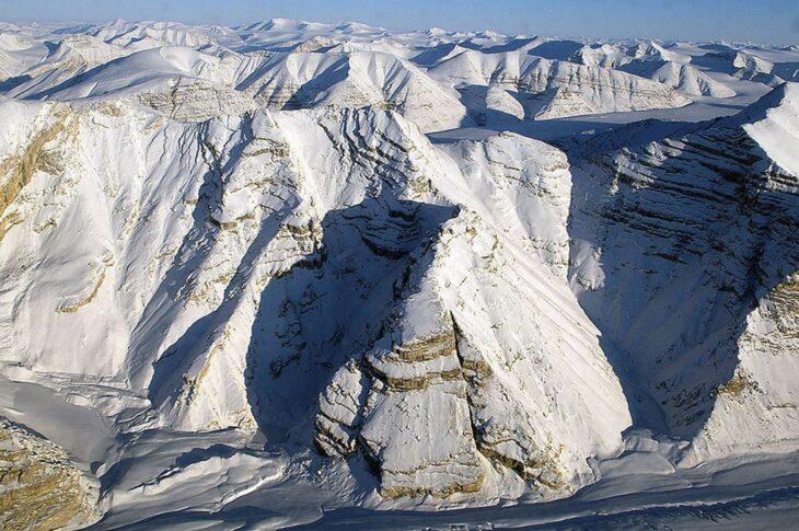 В канадской Арктике две ледяные шапки исчезли быстрее, чем прогнозировали