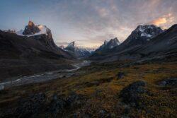 Поля Арктики, скрывавшиеся под льдами 40 000 лет, обнажились из-за глобального потепления