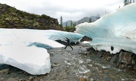 Тающие льды Арктики приводят к новым выбросам парниковых газов