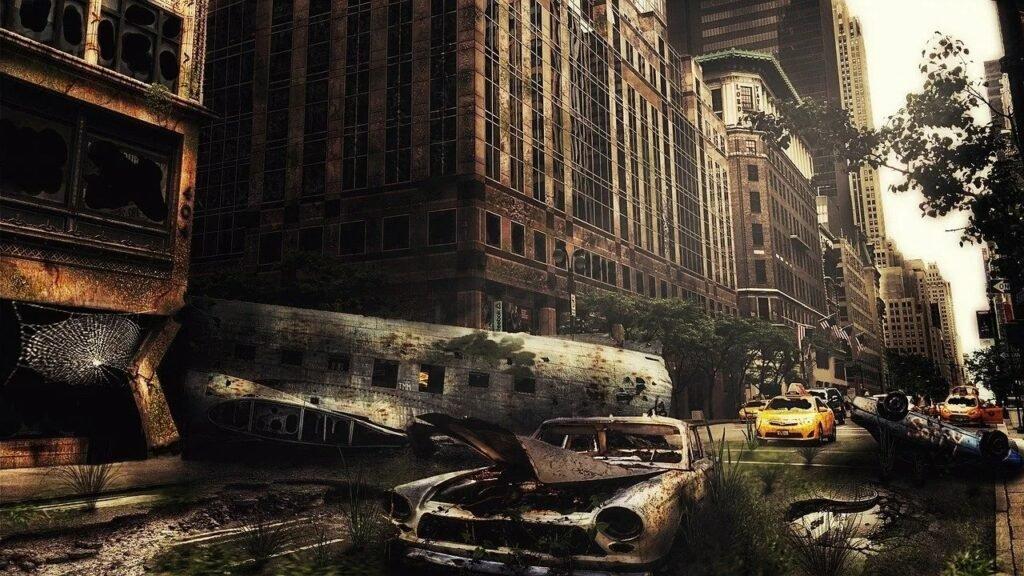 Австралийские климатологи: крах человеческой цивилизации произойдет до 2050 года