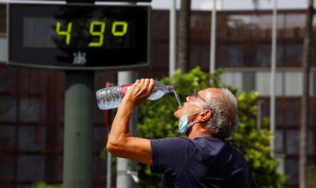 Июль 2021 года был самым жарким месяцем в современной истории